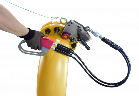 Hands Free Hydraulic Torque Wrench | Integrated Systems Tools